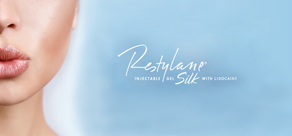 Restylane Silk, designed specifically for lips, provides high definition to your lips and reduces vertical lip lines.