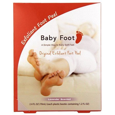 Baby Foot is an incredible foot exfoliate & skin softener, a product that will keep your feet in great condition.
