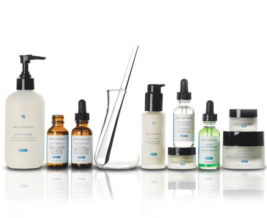 SkinCeutical's philosophy is to prevent future damage, protect healthy skin and correct previous damage.