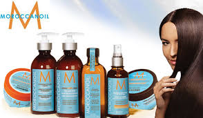 Belle Vie offers oil-infused Moroccanoil Hair Products, providing a great approach to hair conditioning and styling.
